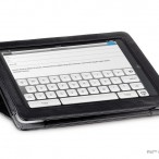 GALA Pad Wallet for iPad, black