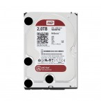 HDD Desktop WESTERN DIGITAL Red (3.5