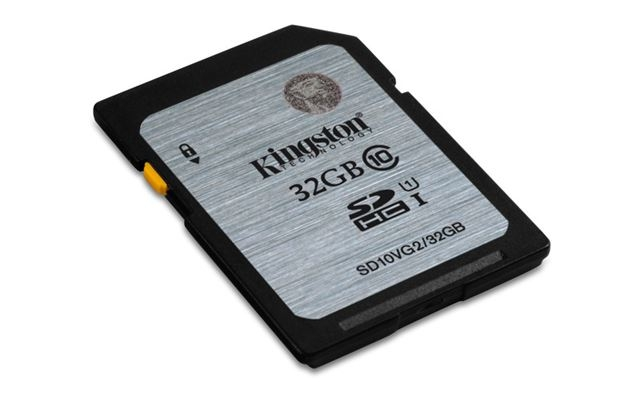 Memorijska kartica Kingston SD 32GB HC Class10 UHS-I - SD