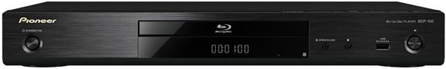 Pioneer Blu-Ray DVD player BDP-100-K - DVD player
