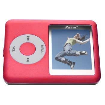 S-46 Red - MP3-MP4 plejeri