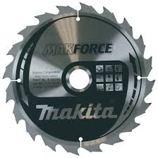 LIST TEST.165x30 40Z MAKITA - List testere za drvo